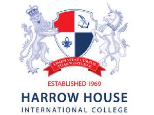 Logo szkoły HARROW HOUSE