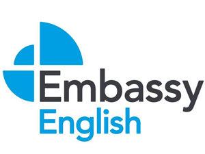 Logo szkoły EMBASSY